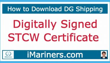 Download STCW Course Certificate